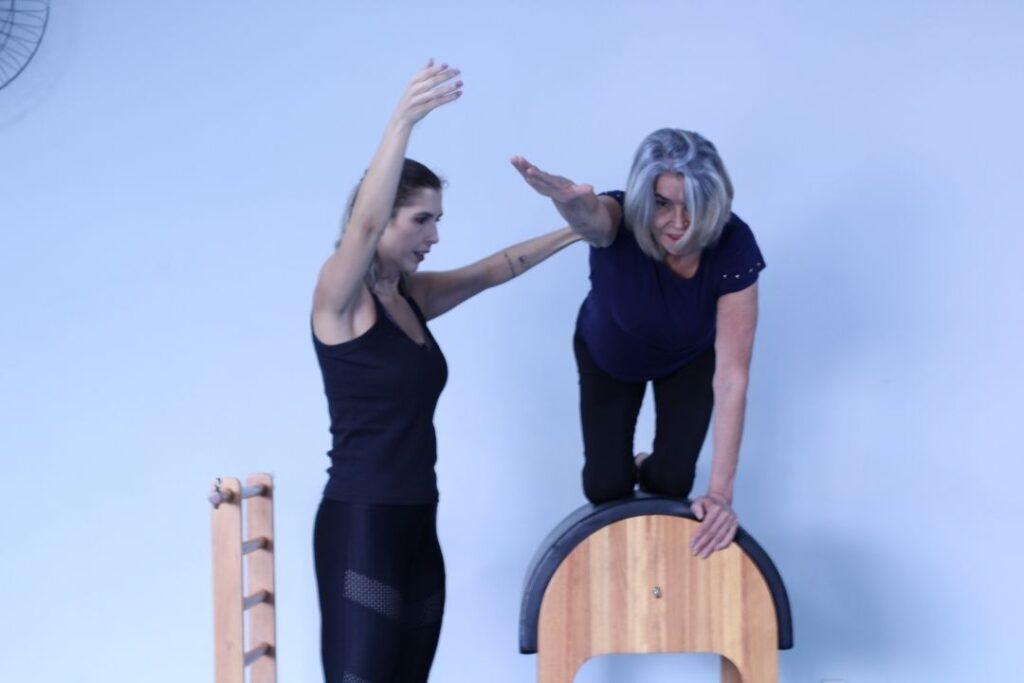 pilates avc