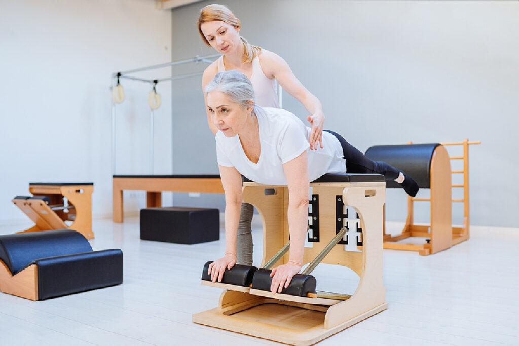 pilates parkinson