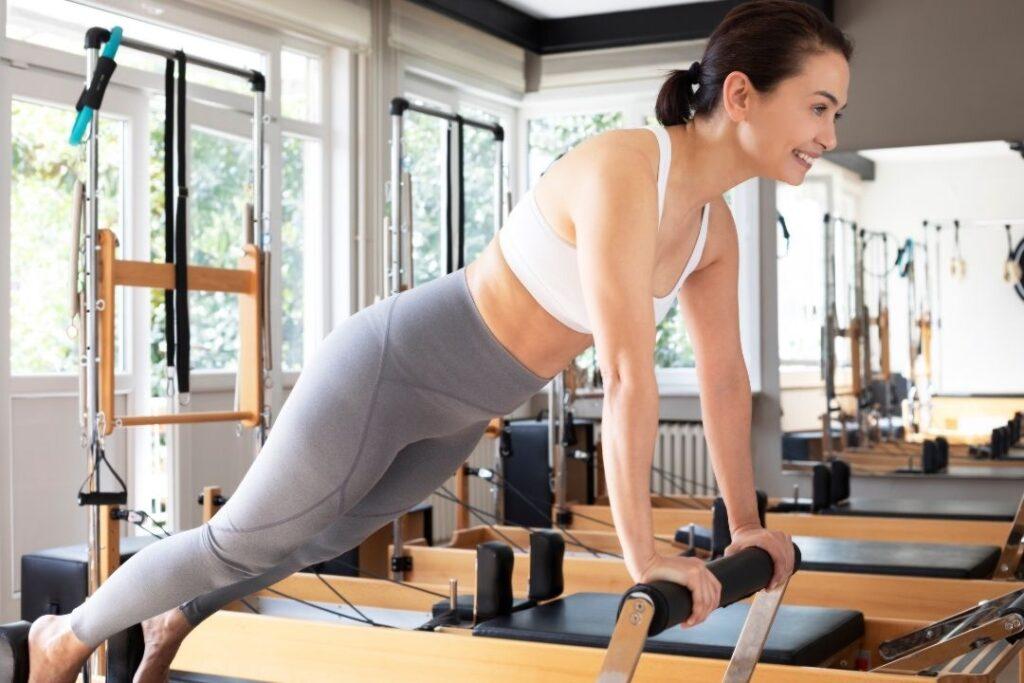 pilates para sedentários