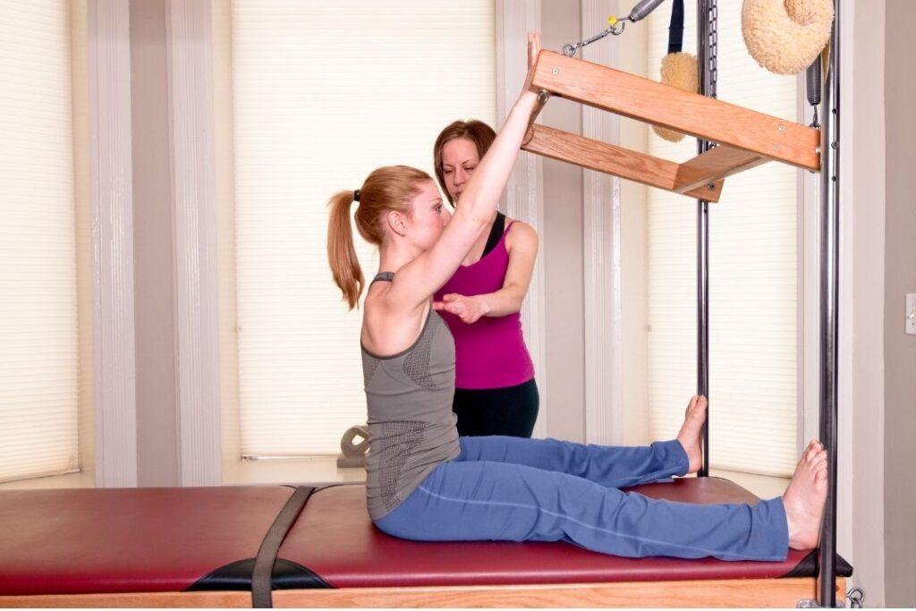 fisoterapia e pilates