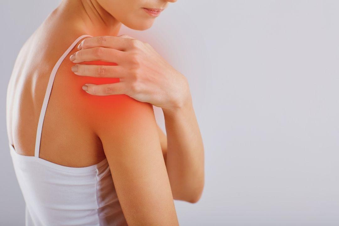 lesões no ombro